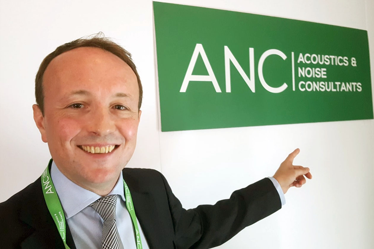 Daniel Saunders named as Chair of the Association of Noise Consultants