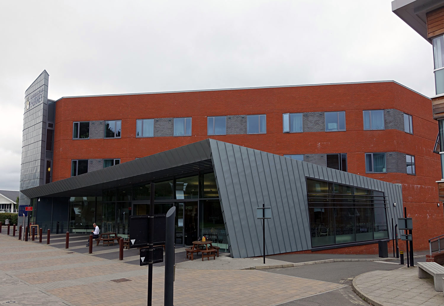 University of Surrey Reception Building